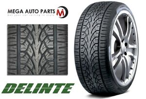 1 Delinte Desert Storm D8 285 35zr22 110w All Season Performance Suv Tires
