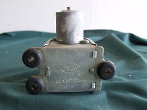 Nos 61 62 63 64 65 Ford Mustang T Bird Washer Pump 1961 1962 1963 1964 1965