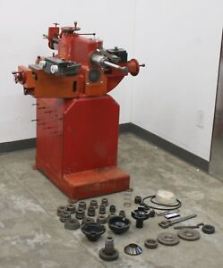 Rels Winona Van Norman 204 Disc And Drum Brake Lathe Loaded W Tooling