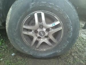 Wheel 15x7 Aluminum N90 Gmc With Opt Zr5 Fits 02 04 S10 S15 Sonoma 8985299