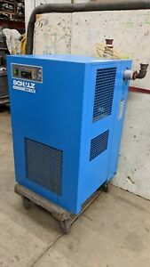 Schultz Ads175 Refrigerated Air Dryer 115 Volts 1 Phase Up To 175cfm Compressor