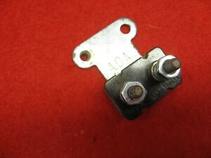 Corvette 1958 1959 1960 1961 1962 Power Top Power Window Circuit Breaker
