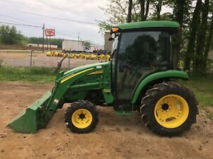 Two New 7 14 And Two New 320 70 R24 John Deere Tractor Tires And Rims