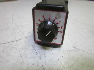 Ssac Trm120a2x10 Timer Delay Relay 1 10 used