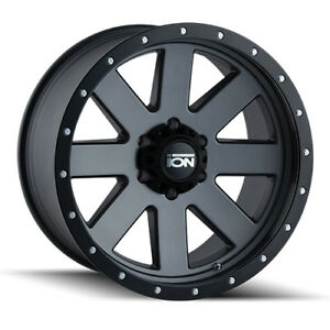 17x8 5 Black Style 134mg 5x5 6 Firestone Destination A T 245 65r17 Rims Tires