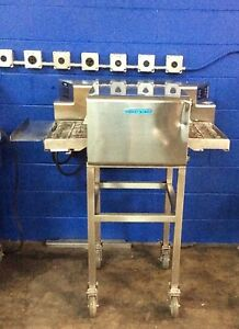 Turbochef Hcs1618 Rapid Cook Electric Conveyor Ventless Oven With Stand