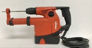 Hilti Te 7 Rotary Hammer Drill Drs m Dust Removal System lp3039320
