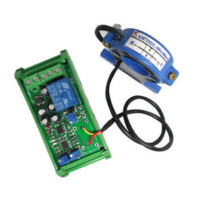 Current Sensor Module Ac Detection Module 0 100a Adjustable Switching Output