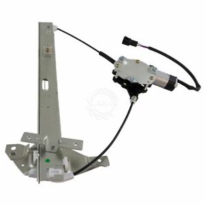 Power Window Regulator Motor Front Left Driver Side For 06 13 Chevy Impala