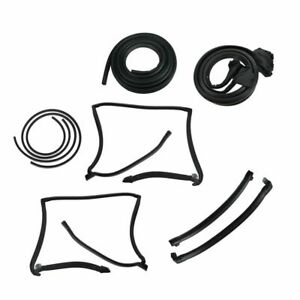 T Top Weatherstrip Seal Kit For Regal T Type Grand National 442 Cutlass Supreme