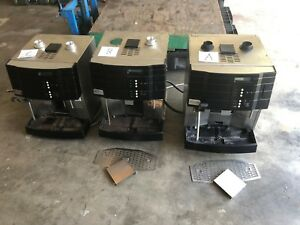 Lot Of 3 As is Schaerer 15 So Verismo 701 Automatic Espresso Machines