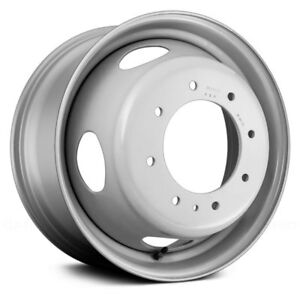 For Ford F 450 Super Duty 99 03 19 5x6 5 slot Gray Steel Factory Wheel Replica
