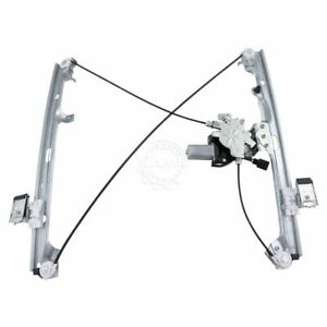 Power Window Regulator Motor Front Rh Right Passenger For Chevy Gmc Truck