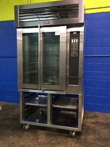 Lbc Electric Mini Rotator Rack Bakery Oven With Stand 2015 Model