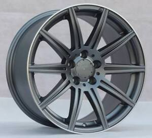 19 Wheels For Mercedes C Class Coupe 250 300 350 400 C63 Staggered19x8 5 9 5