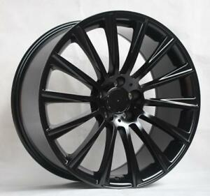 22 Wheels For Mercedes Gl450 Gl550 Gls450 Gls550 22x10