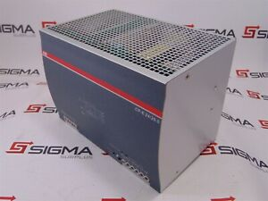 Abb Cp e 24 20 0 Switch Mode Power Supply 24 Vdc 20 A Output 480 W Max Load