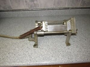 Commercial Bloomfield Industries No 29 French Fry Potato Cutter Slicer