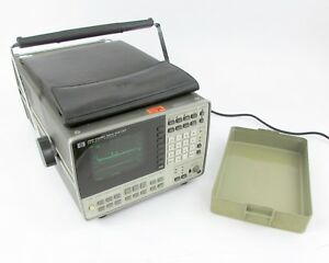 Hp Agilent 3561a Dynamic Signal Spectrum Analyzer