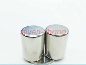 Lots 5 8 X 5 6 Cylinder Disc Strong N50 Round Rare Earth Neodymium Magnets