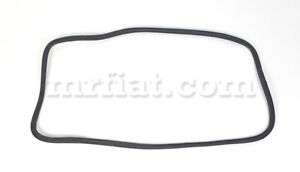 Fiat 124 Sedan 125 Windshield Weatherstrip Reproduction New