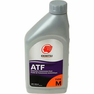 12 Quart Pack Automatic Transmission Oil Atf For Mazda Type M Fluid Not Mercon V