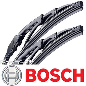 Bosch Direct Connect Wiper Blades Size 26 22 Front Left And Right Set Of 2