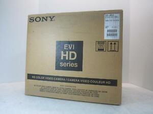New Sony Evi hd3v Hd Color Video Camera Teleconference Equipment
