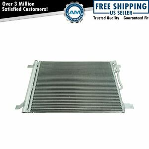 Ac Condenser A c Air Conditioning With Receiver Dryer For Volkswagen Golf Gti