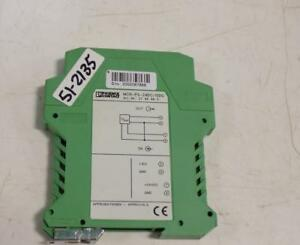 Phoenix Contact Power Supply Module Mcr ps 24dc 10dc