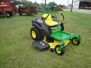 Very Nice John Deere Z425 Zero Turn Mower 309 Hours