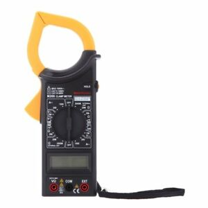 Mastech M266 Digital Clamp Meter Ac dc Voltage Ac Current Resistance Tester