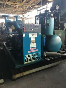 Quincy Qsi 1500 300 Hp Rotary Screw Air Compressor 2 Available