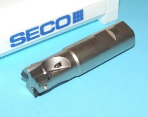 New Seco 1 Super Turbo Square Shoulder Mill W Inserts r217 69 01 00 3 12 3an