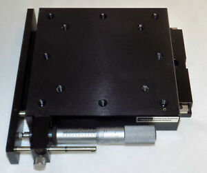 Parker Daedal 5 Cr4416 Crossed Roller Positioner Linear Table Stage Manual