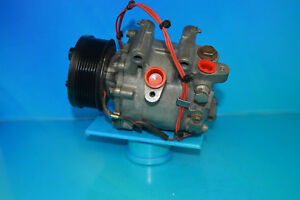 Ac Compressor Fits 2006 2011 Honda Civic 1 Year Warranty Reman 97555