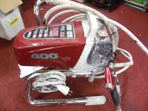Titan 400 Impact Airless Paint Sprayer Excellent Working Condition