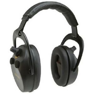 Allen 2230 Axion Electronic Black Earmuffs Hearing Protection Shooting Ear Muffs
