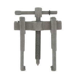 2 Jaw Gear Pulley Bearing Puller 3 Small Leg Large Mechanics Quality Steel
