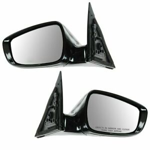 Mirror Power Heated Turn Signal Pair Set Of 2 For Veloster Glass Roof New