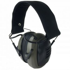 Radians Cse10bx Tactical Diffuser Electronic Compact Earmuffs Hearing Protection
