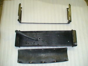 Supercharged 99 04 F 150 Lightning Factory Heat Exchanger With Mounting Bracket
