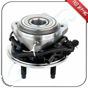 New Front Wheel Hub Bearing Assembly For Ford Explorer Mercury Mountaineer Abs