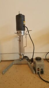Greerco Heigh Shear Tabletop Mixer homogenizer 7500 Rpm model 1l