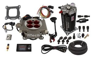 Fitech Fuel Injection 32203 Gostreet Efi Throttle Body System Master Kit 400 Hp