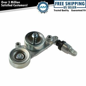 Serpentine Belt Tensioner Pulley Assembly For Accord Odyssey Pilot 3 5l New
