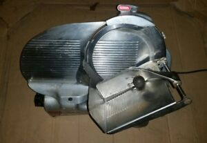 Berkel Model 808 Food Slicer For Parts Or Repair