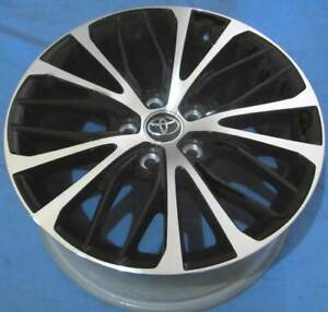 2018 Toyota Camry Oe Wheels With 225 45r18 Tires 4 18x8 Rims Tires