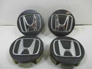2015 Honda Fit Center Wheel Hub Caps Set Of 4 Oem