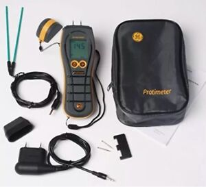 Protimeter Surveymaster Dual function Moisture Meter Brand New In Box Drieaz